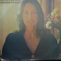 Lp - Joan Baez - Diamonds & Rust - Vinil Raro