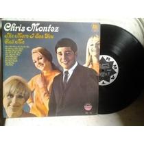 Lp - Chris Montez Jorge Ben Black Music