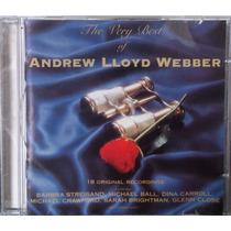 Cd Andrew Lloyd Webber - The Very Best - Sarah B., Barbara S