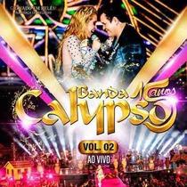 Banda Calypso - 15 Anos Ao Vivo Volume 2 (cd Novo E Lacrado)