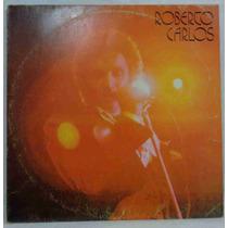 Roberto Carlos Lp Nacional Usado Roberto Carlos 1977 Encarte