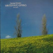 Lp - George Winston - Winter Into Spring - Solo P Vinil Raro