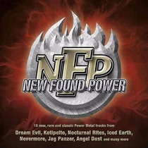 Cd-new Found Power - Nfp - Coletanea