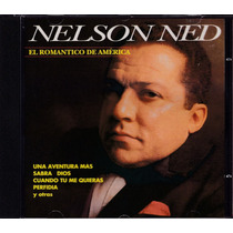 Nelson Ned - Cd El Romantico De América - Seminovo