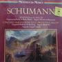 Lp - Shumann - Sinfonia N.4 - Concerto Para Viol Vinil Raro