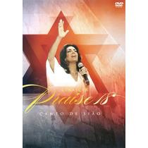 Dvd Renascer Praise 18 - Canto De Sião * Original