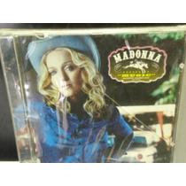 Madonna- Music-importado Usa -novo, Lacrado-frete Grátis!!!