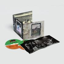 Cd Led Zeppelin Iv (deluxe Edition) [import] Novo Lacrado