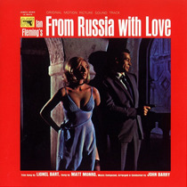 Cd From Russia With Love (original Motion Picture Soundtrack