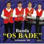 Cd Banda Os Bade - Vol. 2 (original)