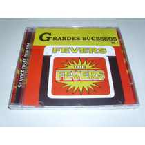 Cd The Fevers Grandes Sucessos