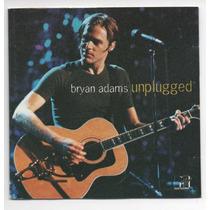 Cd Bryan Adams - Unplugged - Heaven - A Little Love -