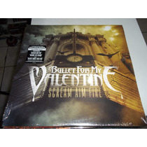Vinil - Bullet For My Valentine - Scream Aim Fire Duplo