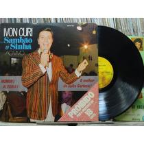 Ivon Curi No Sambão & Sinhá Aovivo Lp Odeon 1975 Estéreo