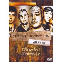 Dvd Charlie Brown Jr Ao Vivo 2002 Directv Music Hall Raridad