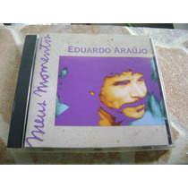 Cd - Eduardo Araujo Meus Momentos
