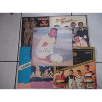 Samba 5 Disco Emilio Santiago/pirraça/cravo Canela/outros