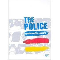The Police Synchronicity Concert Dvd - Original C/ Encarte