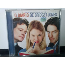 Cd - Trilha Sonora Do Filme - O Diário De Bridget Jones