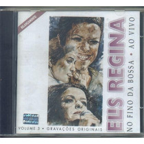 Elis Regina No Fino Da Bossa Ao Vivo Vol.3 Luiz Loy Trio Etc