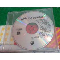 Cd With The Beatles @ Coletânea -1994- - Frete Grátis