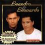 Cd: Leandro & Leonardo- Sucessos- Raríssimo- Usado- Ótimo