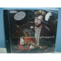 Cd Eric Clapton - Unplugged (lacrado)