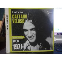 Cd-caetano Veloso:coleção 70 Anos,vol.7-1971-digibook:mpb