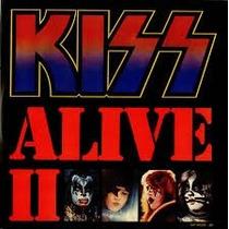 Kiss Alive Ii (cd Duplo Novo E Lacrado)