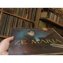 Lp - Ze Maria - Ritmos De Danca - Raridade
