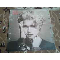 Lp Madonna First Álbum Edição Nacional Nunca Usado 1983 Raro