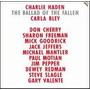 Cd Charlie Haden The Ballad Of The Fallen