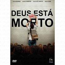 Deus Não Está Morto - Dvd Original Do Filme