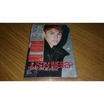 Justin Bieber - Dvd+ Cd Under The Mistletoe Deluxe (lacrado)