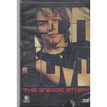 Dvd Original Bon Jovi The Inside Story (cx 27)