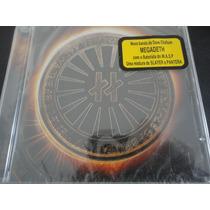 Temple Of Brutality Cd (2004) C/ Dave Ellefson Do Megadeth