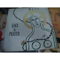 Lp Madonna - Like A Prayer Single Vinil Cd