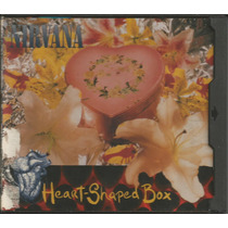 Cd Single Nirvana - Heart-shaped Box - 1993 - Importado
