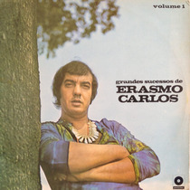 Lp Vinil - Grandes Sucessos De Erasmo Carlos.