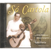Cd Elton Medeiros, Nelson Sargento, Galo Preto - So Cartola