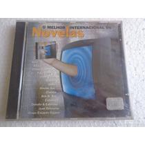 Cd O Melhor Internacional De Novelas Globo 1998 Som Livre