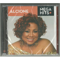 Cd Alcione - Mega Hits (original E Lacrado) Sony Music 2014