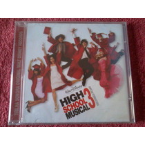 Cd High Scholl Musical 3 - Cd Original Novo E Lacrado