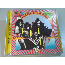 Kiss Hotter Than Hell - Cd Lacrado (remaster) Pronta Entrega
