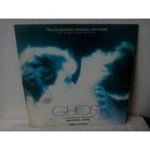 Lp Ghost O Outro Lado Da Vida - Maurice Jarre -
