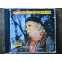 Cd Jayme Caetano Braun - Payadas Usado Com Garantia