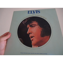 Lp - Elvis Presley - A Legendary Performer Vol2 - Importado