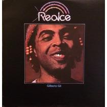 Gilberto Gil - Realce - Lp Capa Dupla - Nm