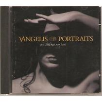 Cd Vangelis - Portraits Best Of ( Imp. - Frete Gratis )