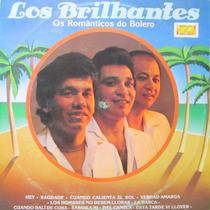 Lp Los Brilhantes Os Romanticos Do Bolero